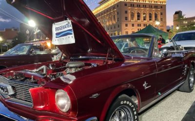 BWI Supports The Music Hall's Summer 2020 Drive-In Gala and Road Rally!