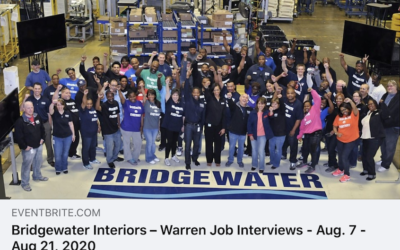We're Hosting In-Person Interviews For Our Warren Job Opportunities!