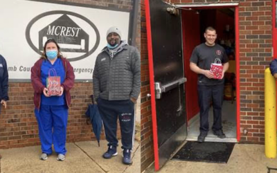 Making An Impact: Bridgewater Warren Carries Out Numerous Acts Of Kindness Before Holidays!